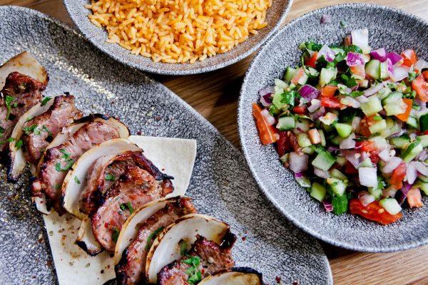 Saslik-Kebab